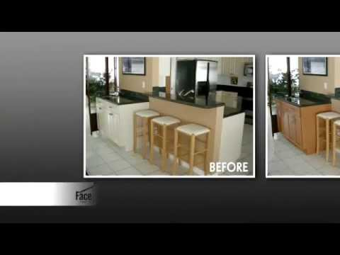 Facelifters Cabinet Refacing - YouTube