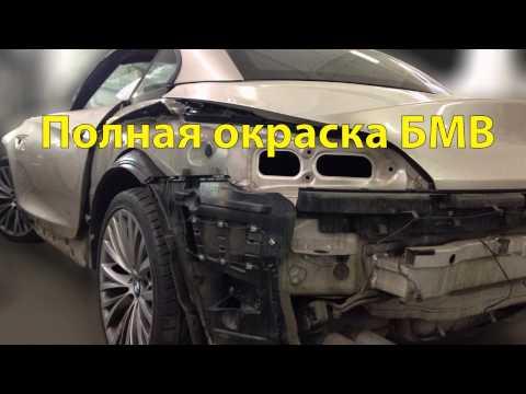 Этапы ремонта в автосервисе Профессионал +7(499)769-55-88