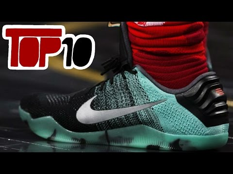 Top 10 Nike Kobe 11 Shoes Of 2016