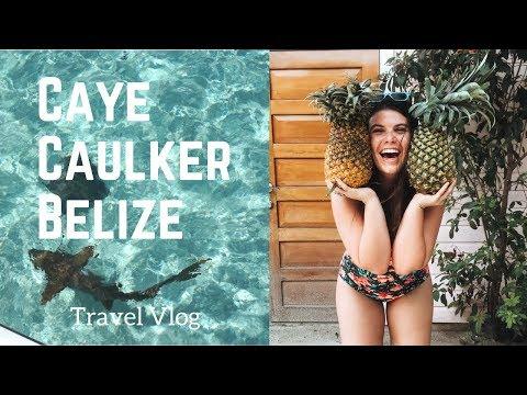 Travel in Caye Caulker, Belize // Laptop Lifestyle Travel Vlog