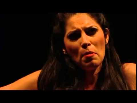 Vivica Genaux - When I am laid in earth (Dido and Aeneas)