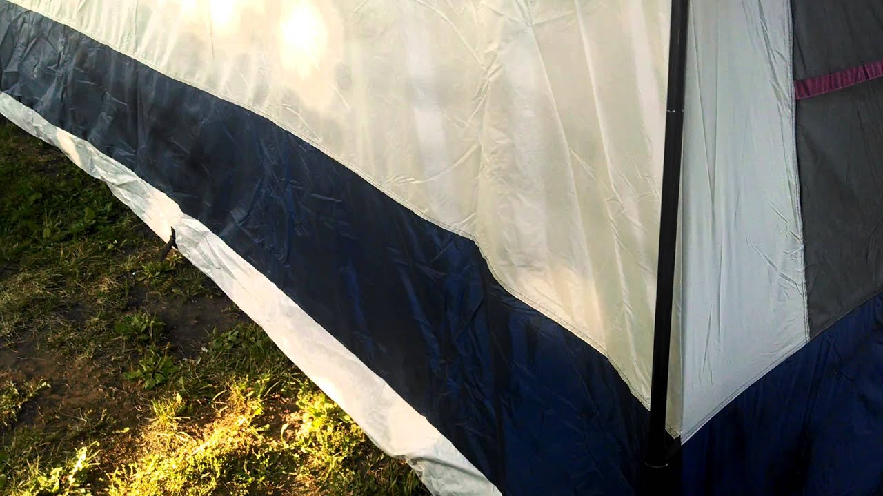 & Ozark Trail 14 person 3 room Tent (Bundle) - YouTube