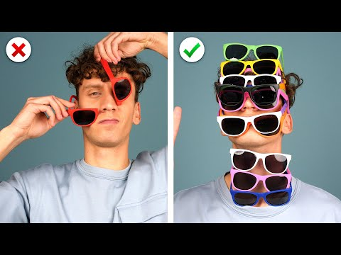 10 Helpful Life Hacks For Men! Smart DIY Ideas And Cool Guy Hacks