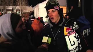 2013 Winter X Games Big Air Finals - TransWorld SNOWboarding