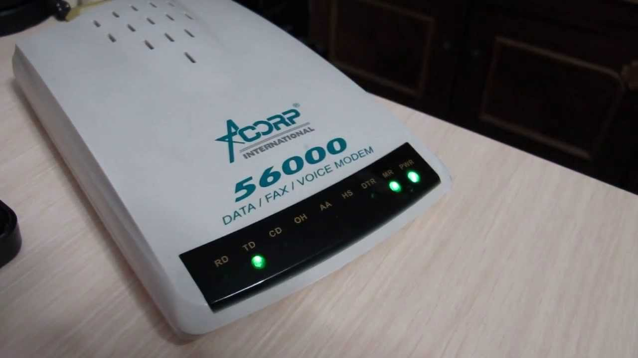 ACORP-56EMS MODEM DRIVERS FOR WINDOWS 8