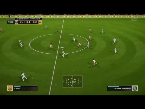 FIFA 18 ULTIMATE TEAM- DAILY KNOCKOUT TOURNAMENT