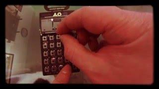 NEW TOY!! / PO-20 / Teenage Engineering x Cheap Monday / Arcade Pocket Operator