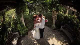 Riverside Gardens: Jessica & Doug {Cincinnati Wedding Video}