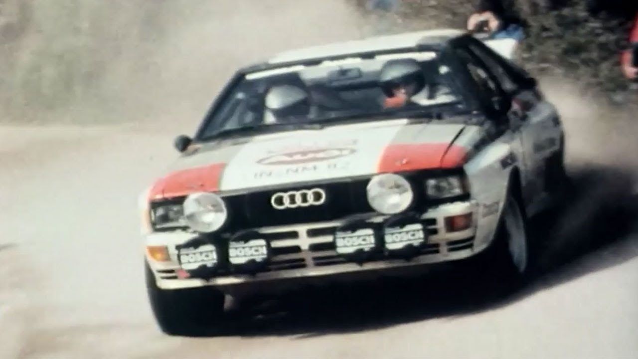 Audi Gecko Logo And Audi Quattro What Is The Link