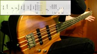 Primus - John The Fisherman (Bass Cover) (Play Along Tabs In Video)