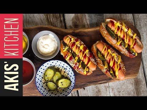 Hot Dogs | Akis Kitchen