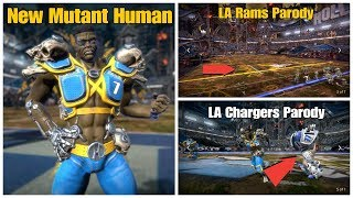 Mutant Football League - LA Power Pack DLC (Overview, Gameplay, Impressions)