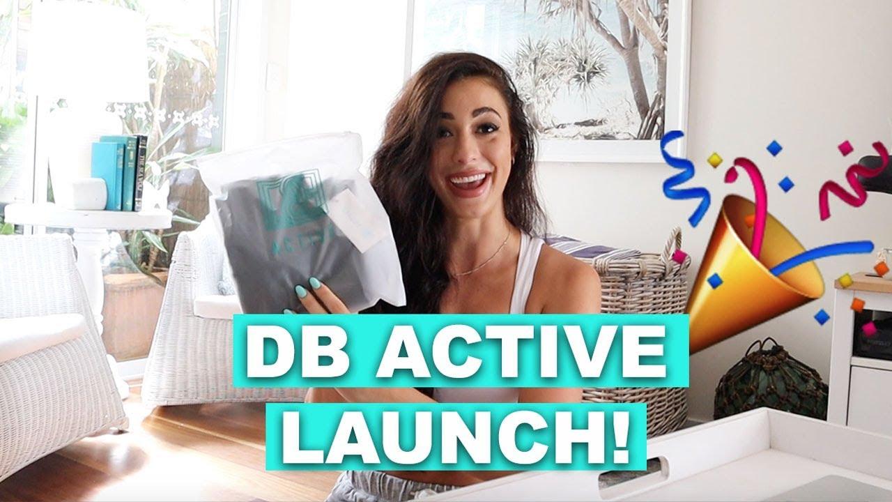 DB Active Ep. 8 FAQ   Dannibelle