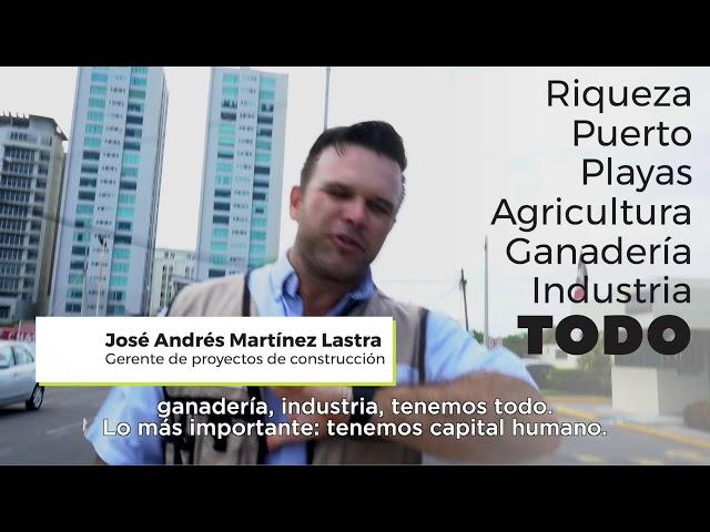 Conoce a Andrés, líder AMX en Veracruz