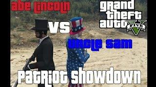 Abe Lincoln vs Uncle Sam Duel GTA V Online