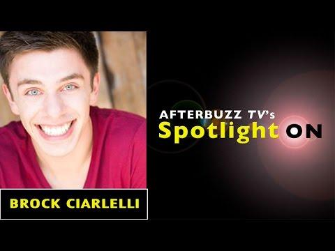 Brock Ciarlelli   AfterBuzz TV's Spotlight On