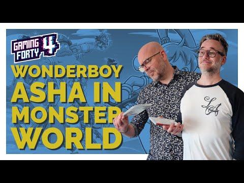 Vi lirar WONDER BOY - Asha in Monster World! Vinn spelet!
