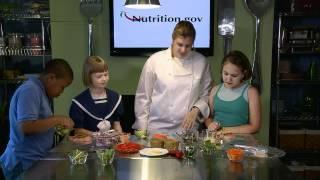 Kids Rock Nutrition In The Kitchen