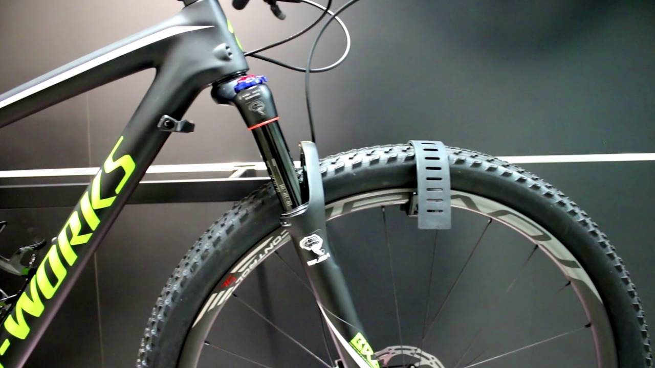Specialized S Works Epic World Cup Mountain Bike 2017 Youtube