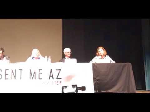 Ann Kirkpatrick Booed & Heckled FIVE TIMES at Debate