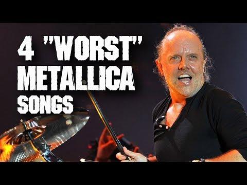 Top 4 des musiques de Metallica les plus détestées   Andriy Vasylenko