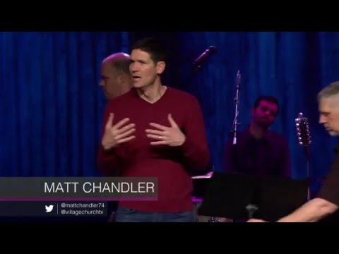 Matt Chandler at Linger 2016 - YouTube