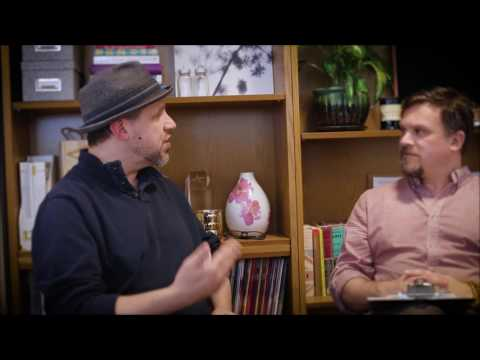 Inside OR, with Director Aaron Posner