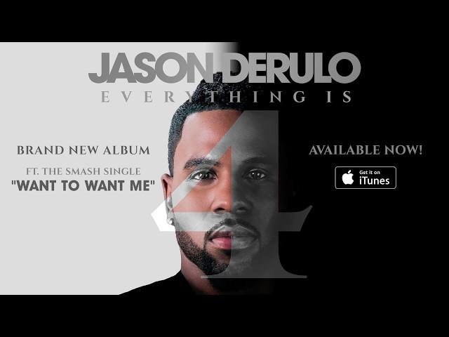 """Jason Derulo — """"Love Me Down"""" (Official Audio)"""