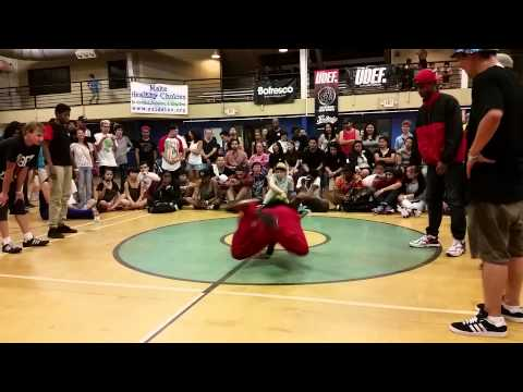 Dancing On Air vs. Full Clip - 3v3 Top 16 - Deuces Wild/Freestyle Session 2014