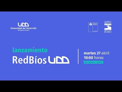 Lanzamiento RedBíos: Diseño e innovación sostenible para el Biobío