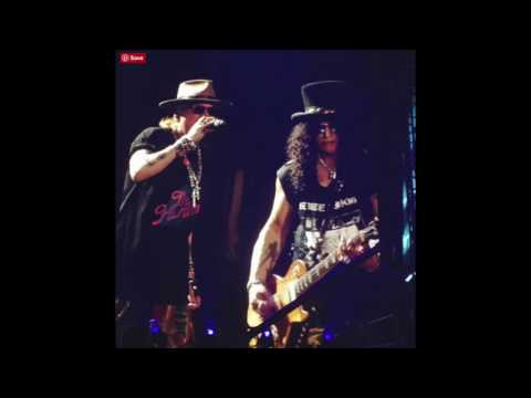 Guns N' Roses Working on New Music, New Song Called Get On It To Be Released This Christma
