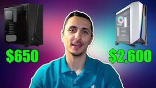 IntelGamerDays – Gaming/Streaming PC Builds