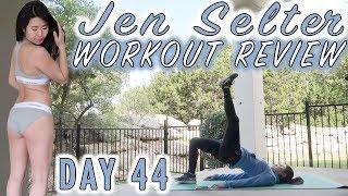 44 Days of Jen Selter Workouts | Bikini Body Challenge | Fitplan App | Fitness & Weight Loss Journey