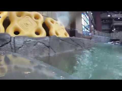 Great Escape Indoor Water Park 2016
