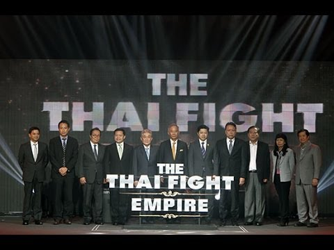 ISUZU : THE THAI FIGHT EMPIRE 2014