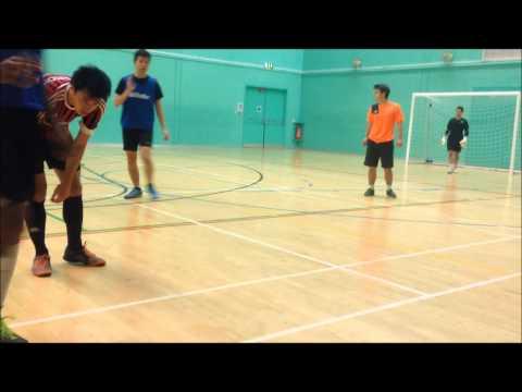 University of Hertfordshire Intercampus League   4 Fut Sake vs Ballbucks FC