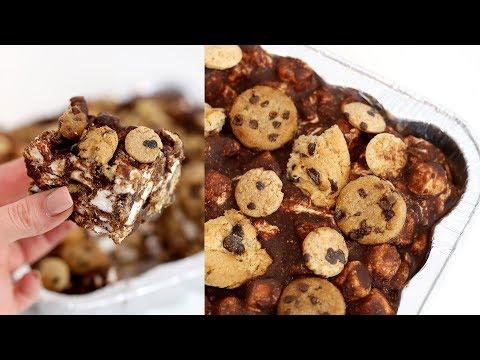 How To Make Chocolate Chip Cookie FUDGE(!!) | RECIPE