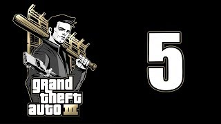 Grand Theft Auto 3 HD playthrough (PS4) pt5 - The Don's Daughter/Taxi Missions
