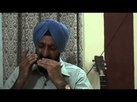 Pehla Nasha(Udit Narayan & Sadhana Sargam) on Harmonica by Jagjit Singh Isher