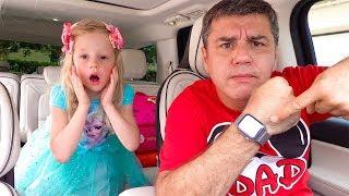 عجل إلى المدرسة ، ستايسي وأبي أغنية للأطفال