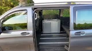 Vangear Maxi Fridge Campervan Pod