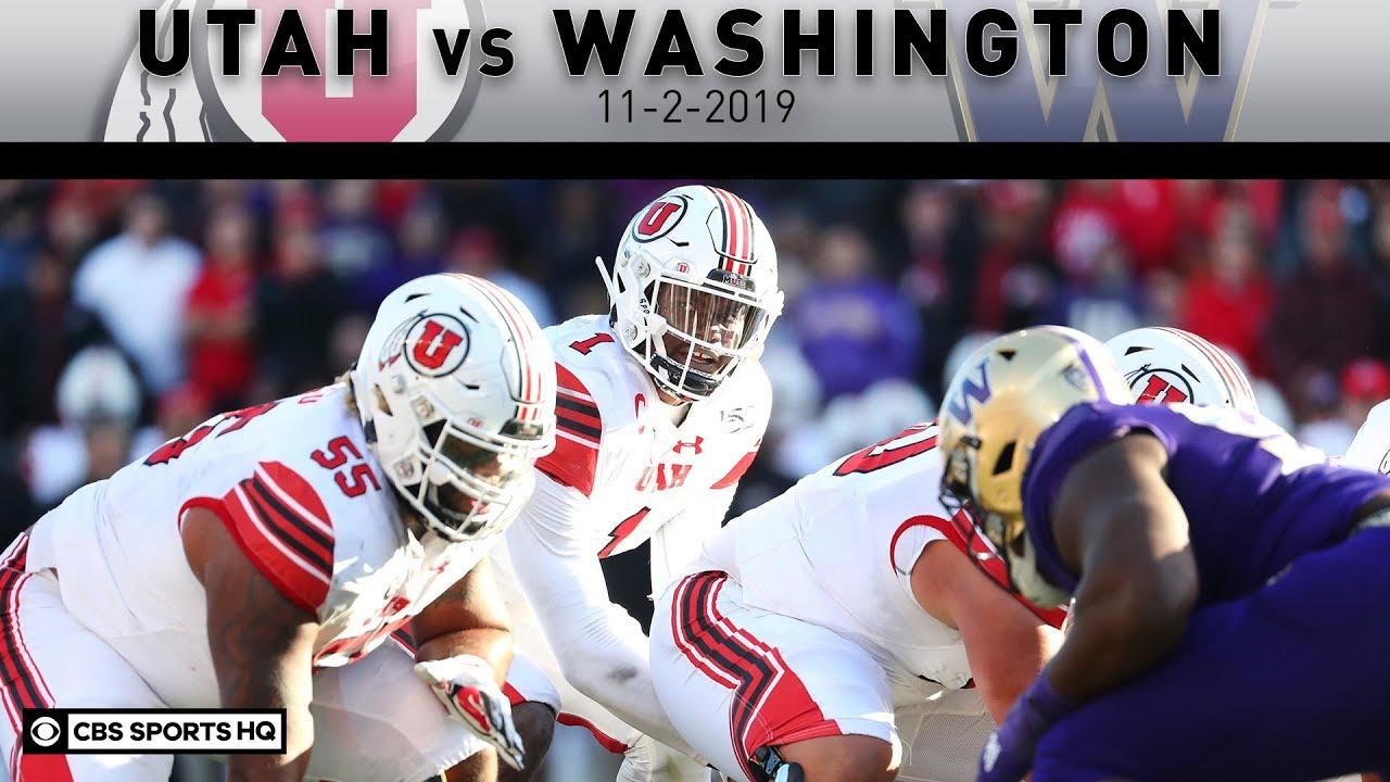 Pac-12 football: No. 9 Utah keeps rolling, rallies past Washington