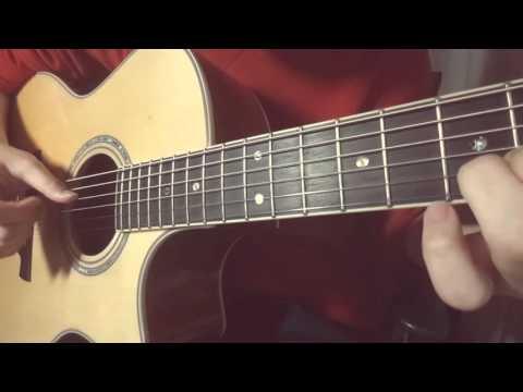 (Above & Beyond) Sun & Moon - Fingerstyle Guitar