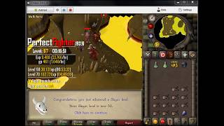 Old School Runescape Botting To Max