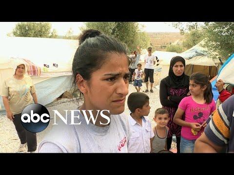 Refugee Crisis Leaves Thousands Stranded on Greek Island