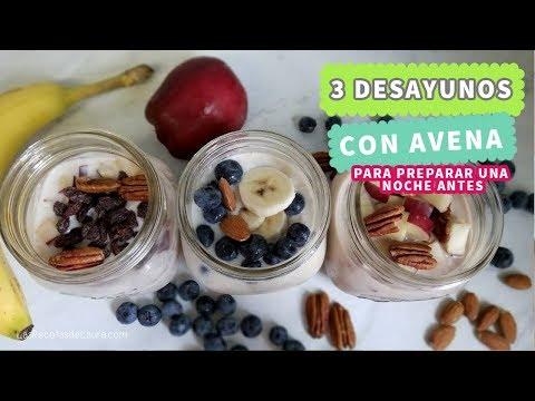 3-desayunos-fáciles-y-saludables-con-avena---las-recetas-de-laura-❤-recetas-de-comida-saludable