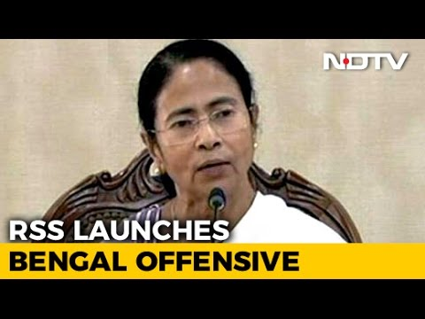 Bengal On RSS Radar, Coimbatore Meet Talks Of 'Jihadi Activities' In State