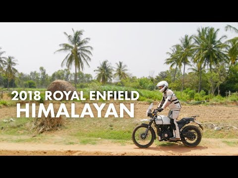 2018 Royal Enfield Himalayan Review