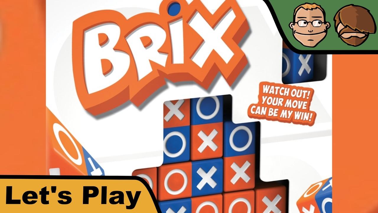 Brix - Brettspiel - Let\'s Play - YouTube
