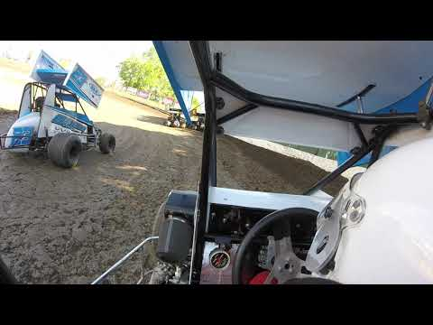 2nd Night of Spring Fling. Car did better after swapping carbs. - dirt track racing video image